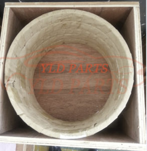piston ring wooden case packing
