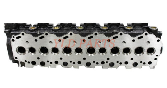 bare cylinder head