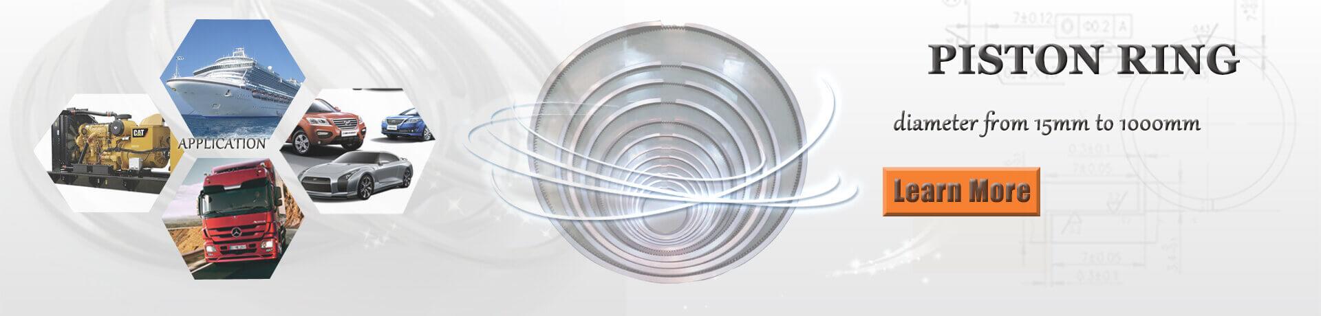 piston ring-YLD PARTS